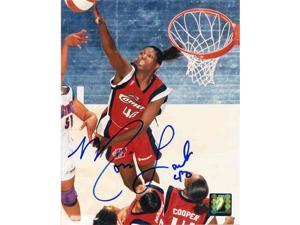 Tristar Productions I0002089 Monica Lamb Autographed Houston Comets 8x10 Photo