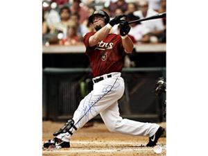 Tristar Productions I0001560 Jeff Bagwell Autographed Houston Astros 16x20 Photo