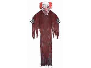 Costumes for all Occasions FM64176 Hanging Evil Clown 12 Ft