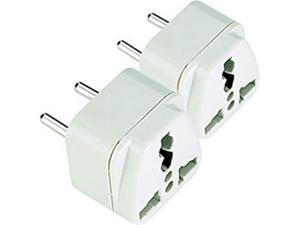 Lewis N Clark VR8 Europe-Asia Universal Receptacle - Adapter Plug