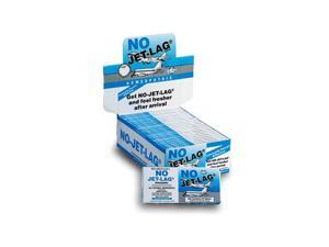 Lewis N Clark NJL-24 No Jet Lag Homeopathic Remedy - 24 Pack POP Display