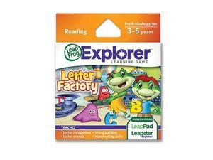 LeapFrog Enterprises 32019 Explorer Letter Factory