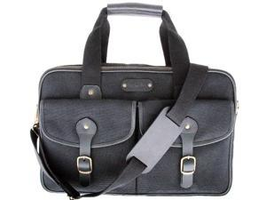 Leatherbay 10125 Turin - Leatherbay Commuter Briefcase, Black