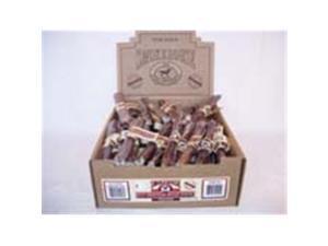 Smokehouse Brand Dg Treat 50503 6.5 Reg Bully Stick Display