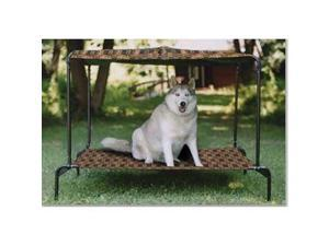 Kittywalk PWBBULR Puppywalk Breezy Bed Ultra Royale 48 in. x 39 in. x 39 in. up to 120 lbs.
