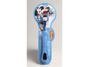 Triple Pet PLB12DSPMC EZDOG Toothbrush Large Breeds