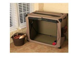 ABO Gear 10505 Dog Digs Collapsible Pet Crate