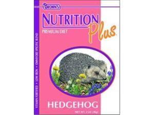 Brown S F. M. Sons Nutrition Plus Hedge Hog Food 2 Pounds - 44387