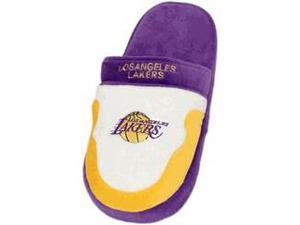 Comfy Feet CF-LAL07MD Los Angeles Lakers Low Pro Scuff Slippers - Medium