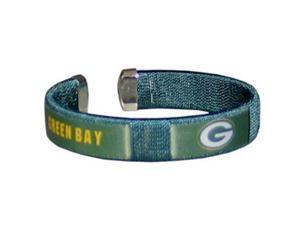 Siskiyou Gifts FRB115 Packers Fan Band Bracelet