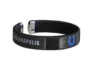 Siskiyou Gifts FRB050 Colts Fan Band Bracelet