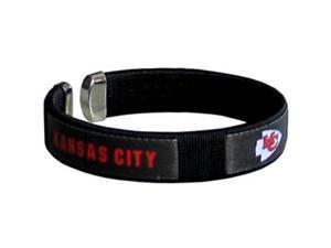 Siskiyou Gifts FRB045 Chiefs Fan Band Bracelet
