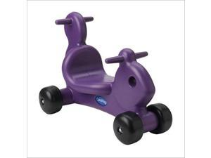 CarePlay 2004S Squirrel Ride-On Walker - Purple