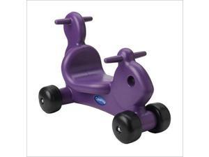 CarePlay 2004S Squirrel Ride-On Walker - Purple