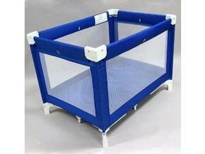 L.A.BABY 89 L. A.baby large commercial grade playyard- Blue