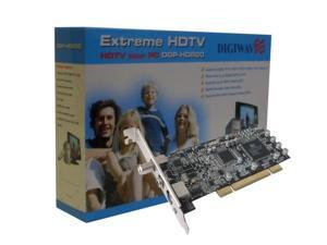 Homevision Technology DGPHD800 Extreme HDTV ATSC PCI TV Tuner Card