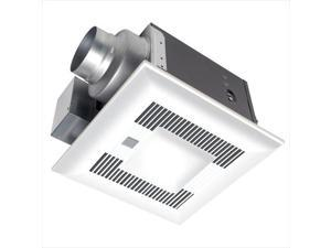 Panasonic FV-11VQC5 WhisperSense 110 CFM Ceiling Humidity and Motion Sensing Exhaust Bath Fan with Timer Energy Star