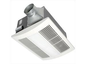Panasonic FV-11VHL2 WhisperWarm 110 CFM Ceiling Exhaust Bath Fan with Light and Heater