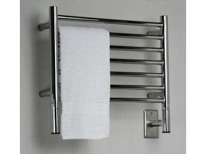 Amba Jeeves HSP-20 Jeeves H Straight Electric Towel Warmer in Polished