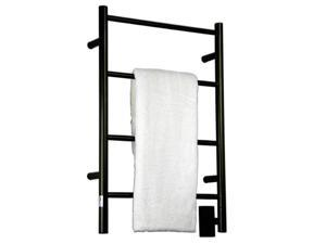 Amba Jeeves ISO-20 Jeeves I Straight Electric Towel Warmer in Oil Rubbed Bronze