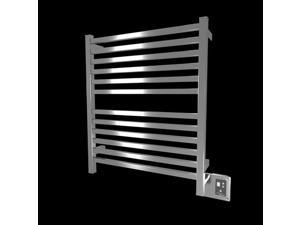 Amba Quadro Q 2833 B Quadro Towel Warmer in Brushed - 791 BTUs