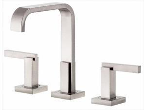 Danze I D304544BN Sirius 8 in. Widespread 2-Handle Mid-Arc Trim Line Bathroom Faucet in Brushed Nickel