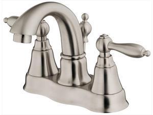 Danze I D301040BN Fairmont 4 in. 2-Handle Bathroom Faucet in Brushed Nickel