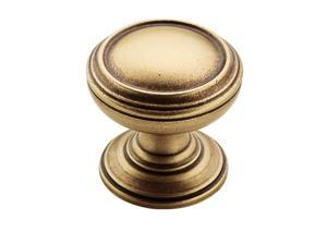 Amerock BP55342GB Revitalize Round Knob - Gilded Bronze