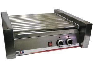 Benchmark USA 62030 30 Dog Roller Grill