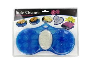 Foot scrubber for shower - Case of 12