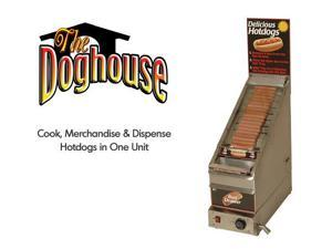 Benchmark USA 60024 Doghouse Hotdog Cooker/Dispenser