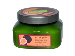 Andalou Naturals Smoothing Body Butter Passion Fruit - 8 Fl Oz