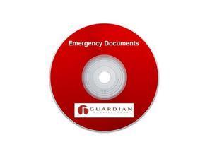 Guardian DDCD Emergency Data Disk