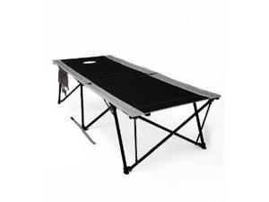 Kamp-Rite FC421 84 x 33 Oversize Kwik Cot with Durable Steel Frame Construction and 600 Denier Polyoxford