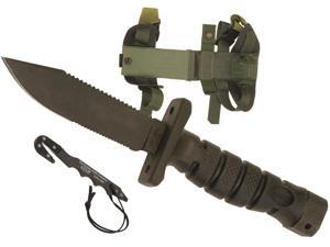 Ontario Knives 1014003 Co ASEK Survival Military Knife System