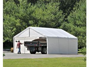 ShelterLogic 27776 30x40 White Canopy Enclosure Kit