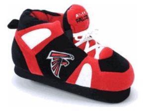 Comfy Feet CF-ATL01XL Atlanta Falcons Unisex High-Top Slippers - X-Large