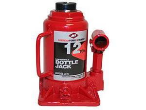 Intermarket INT3514 12 Ton Hydraulic Bottle Jack