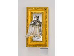 Afina Corporation ST-SOH-ST Traditional Side Sconce - Soho Stainless