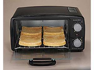 Proctor 31118 BLK Toaster Oven-Broiler - Black