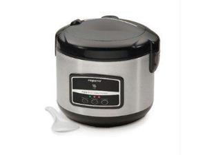 National Presto Indistries 05813 Ric 16 Cup Digital Rice Cooker - Ss