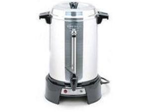 West Bend 13500 55-Cup Percolator Urn Coffeemaker