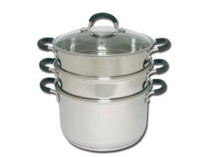 Columbian Home Products 26-0054 6-Quart 3-Tier Chinese Steamer
