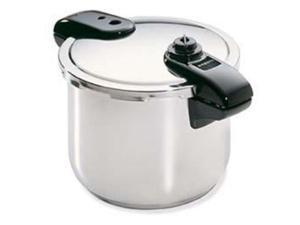 National Presto Industries 01370 8-Quart Stainless Steel Pressure Cooker