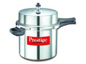 Prestige PPAPC12 Popular Aluminium Pressure Cooker - 12 Litres