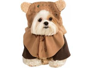 Costumes for all Occasions RU887854MD Pet Costume Ewok Medium