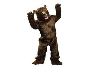 Costumes For All Occasions AL75AP Grizzly Bear
