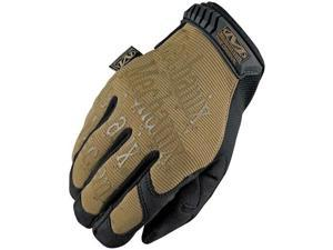 Mechanix Wear MG-72-008 Original Tactical Glove, Coyote, Small
