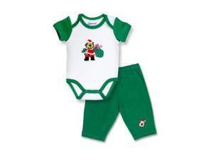 Spencers  H924B/3-6 Spencers Christmas Santa Suit Set - 3-6 Months