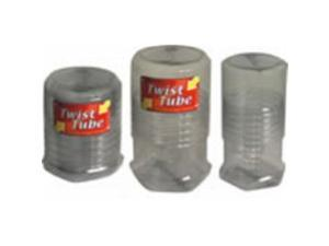 Armada Art 1241 Small and Large Wide Twist Tube Nested